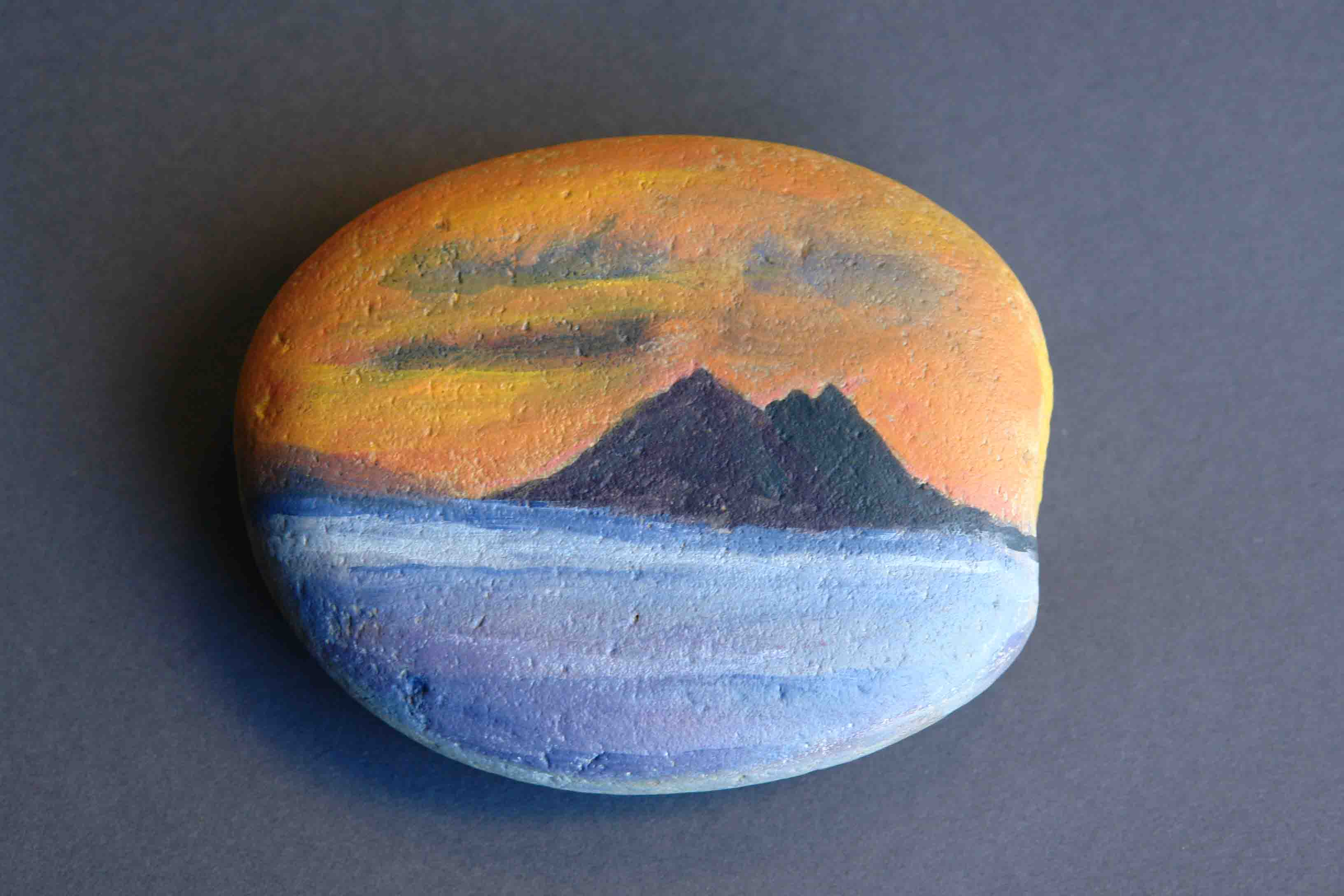 Pinturas sobre piedras taller de la p gina 15 for Pintura sobre piedras